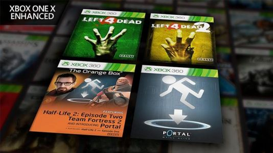 Four classic Valve titles added to Enhanced Xbox One X backwards Compatibility Collection