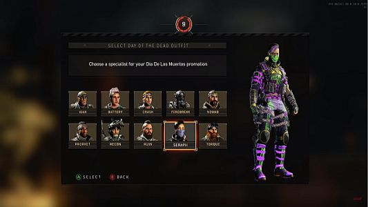How to Get Specialist Outfits in Call of Duty: Black Ops 4