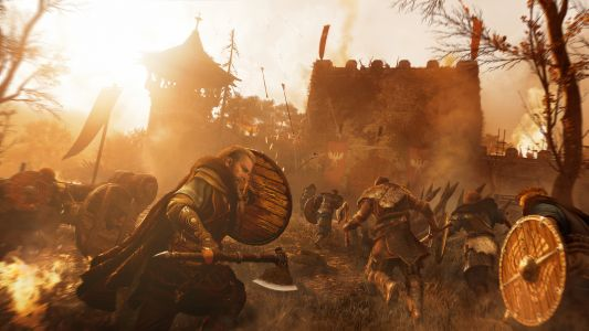 Assassin's Creed Valhalla preview - more Geralt than Altair
