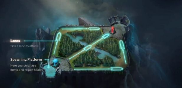 Here's our first real look at League of Legends: Wild Rift