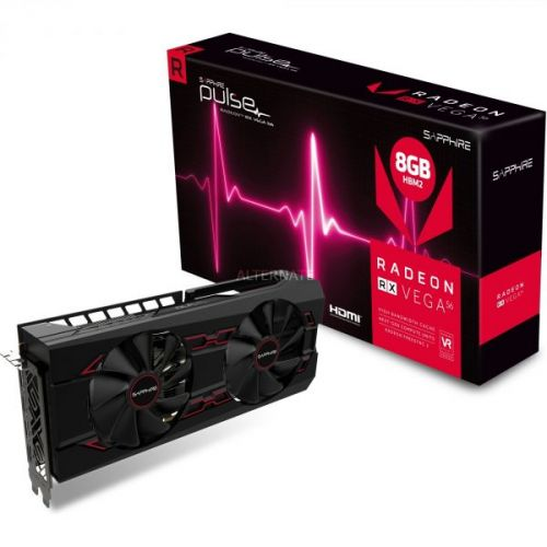 Grab an 8GB Radeon RX Vega 56 with Resident Evil 2, Devil May Cry 5 and The Division 2 for £300