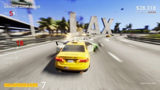 Criterion Founders Announce Two New Racing Games
