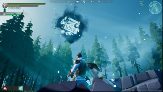 Contest: Win a Mr. Destructoid flare in Dauntless