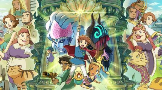 New PlayStation Releases Next Week - Ni No Kuni: Wrath of the White Witch Remastered