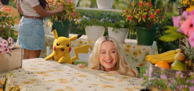 Katy Perry's Pokemon song 'Electric' won't melt your popsicle, but it should make you smile