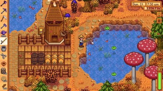 You can now pre-register for Stardew Valley on Android