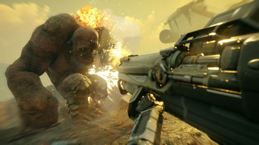 RAGE 2 PC Exclusive to Bethesda Launcher - Report