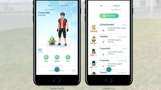 Pokemon GO Guide: How to Add Friends
