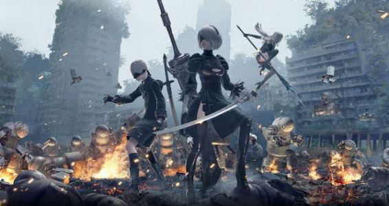 Four years later, the Nier: Automata mod that upgrades over 300 HD textures is out