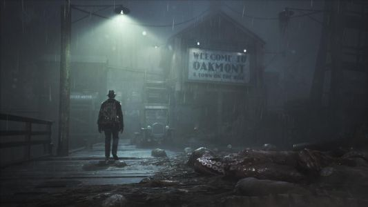 The Sinking City does not want to hold your hand