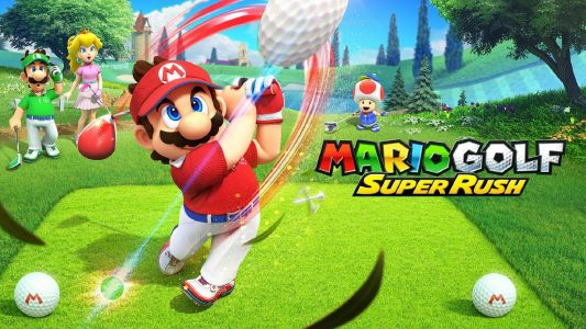 Mario Golf: Super Rush Trailer Details Shot Types, Speed Golf and More