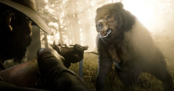 The 10 Most Difficult Red Dead Redemption 2 Legendary Animals To Hunt