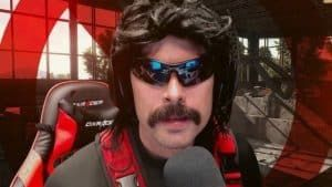 Dr. Disrespect's Twitch Channel Restored After Short Ban