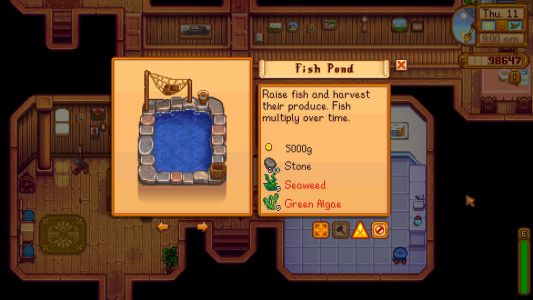 Stardew Valley's fish ponds should be your next obsession
