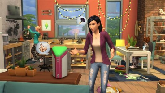 Alexa and The Sims become best friends