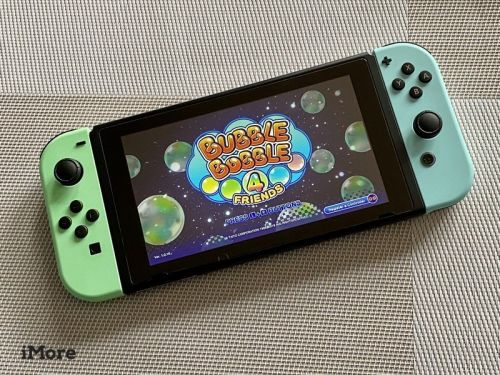 Bubble Bobble 4 Friends on Nintendo Switch review: Modern day family fun