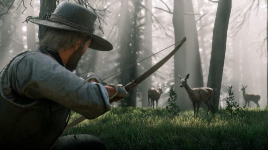 Red Dead Redemption 2: how to upgrade the bow and arrows