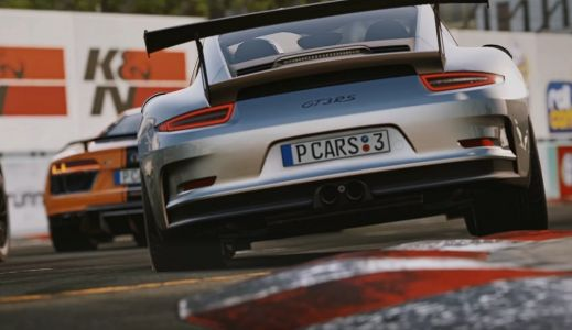 Slick Project CARS 3 trailer wants to know 'what drives you'