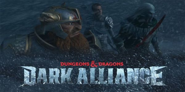 Dungeons and Dragons: Dark Alliance Announced at The Game Awards 2019