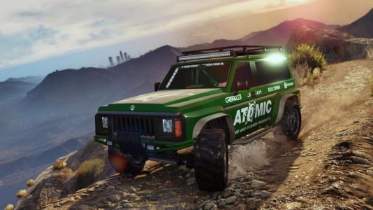 Annis Hellion 4X4 Now Available in GTA Online