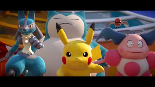 Pokemon Unite releases in July for Switch, coming to mobile in September