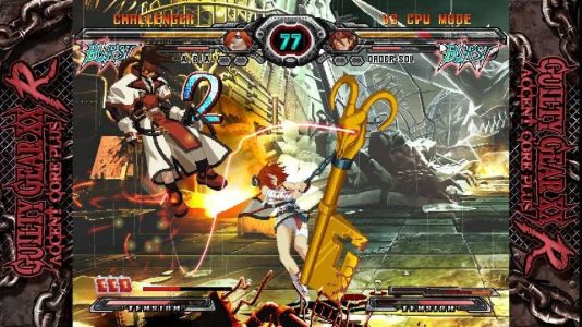 Guilty Gear 20th Anniversary Edition Announced
