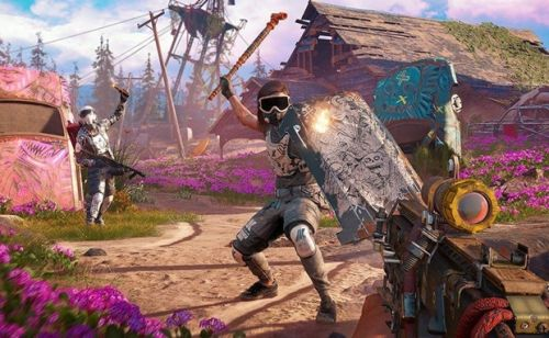 Far Cry: New Dawn Gets 6 Minutes of Explosive Gameplay Video