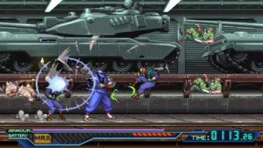 The Ninja Warriors: Once Again Launching in July, PS4 Port Announced